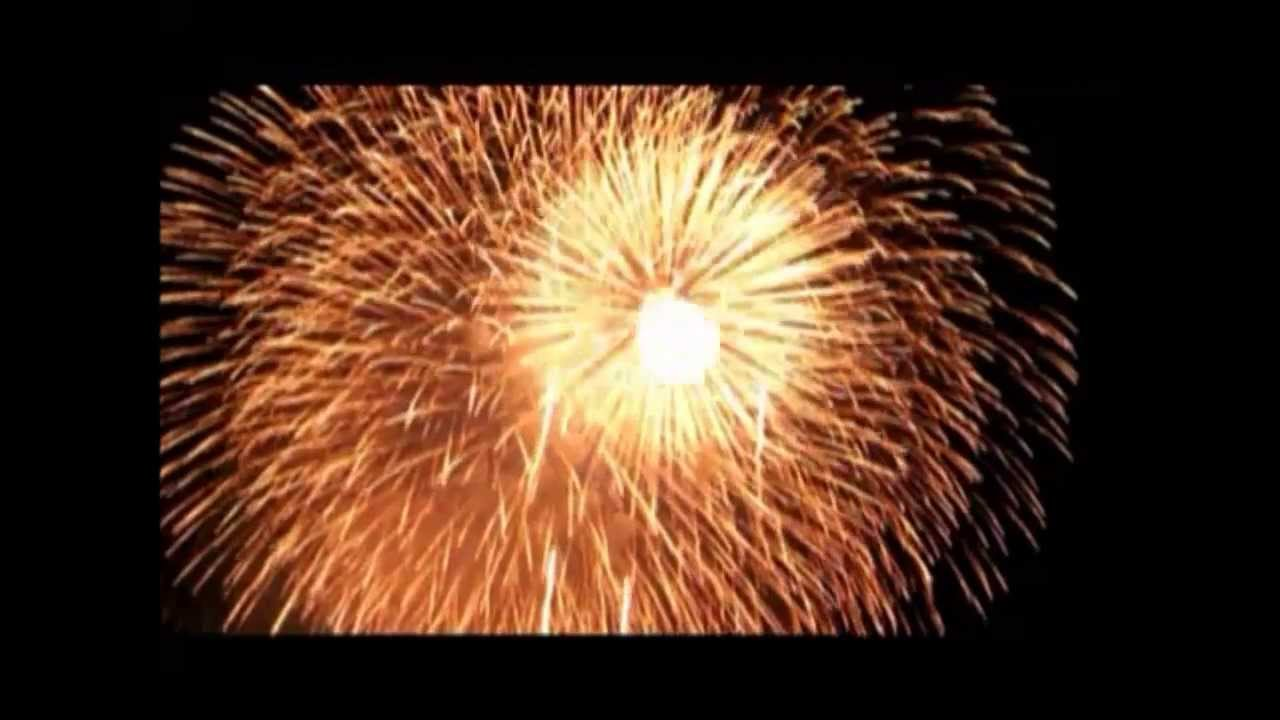 Grootste vuurwerkshow - Japan 2