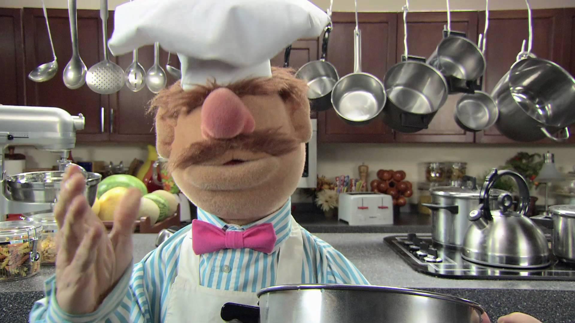 The Muppets: Pöpcørn 1