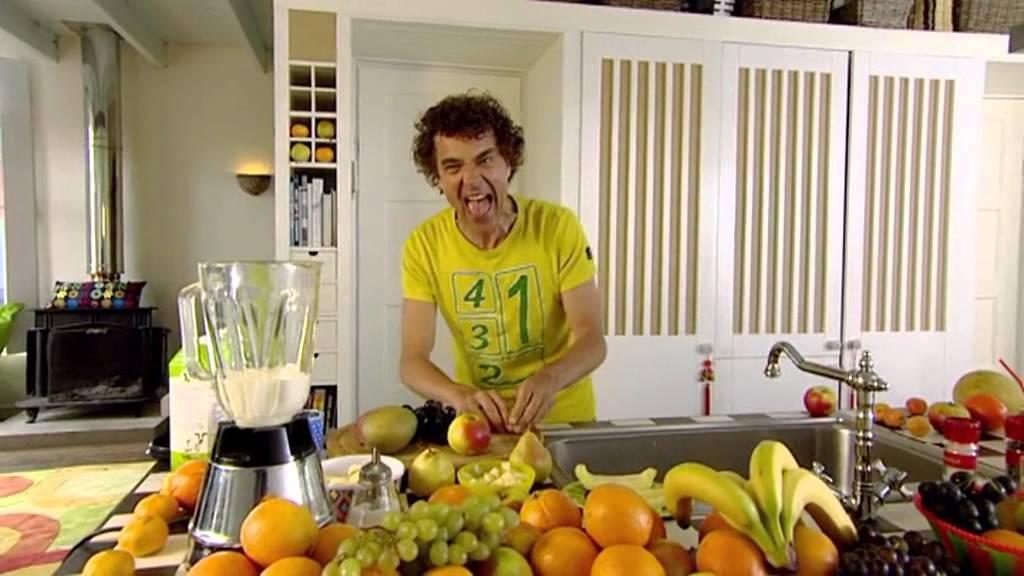 Dirk Scheele - Fruitshake 1