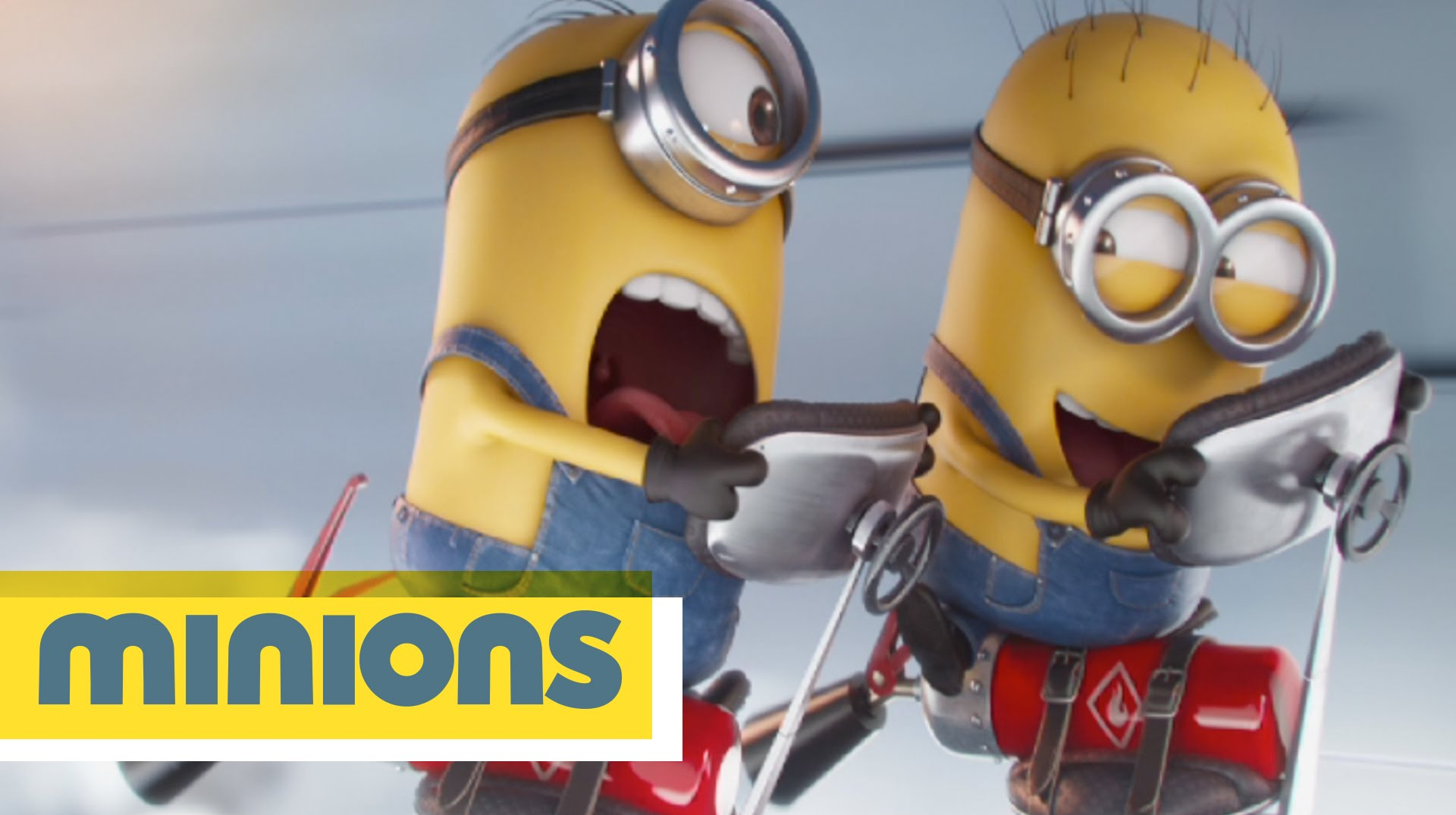 Minions mini-movie 2