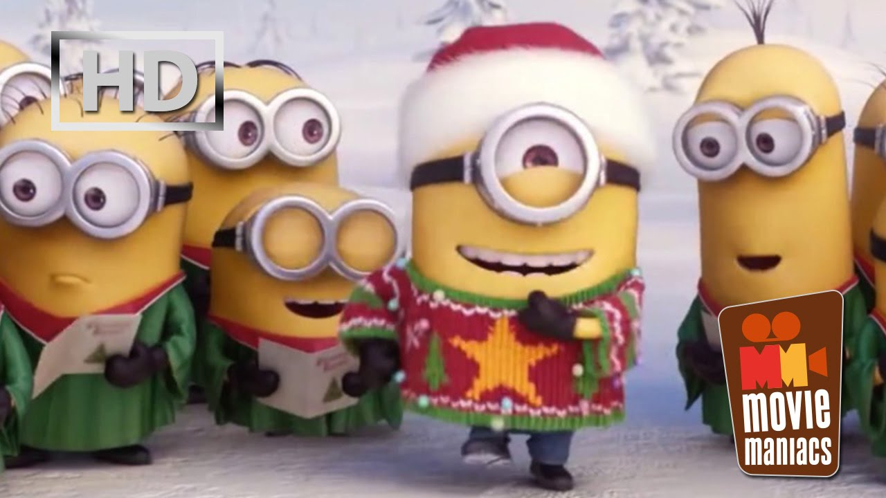 Minions Jingle Bells X-Mas Song 1