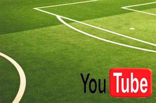 Voetbal op YouTube 1