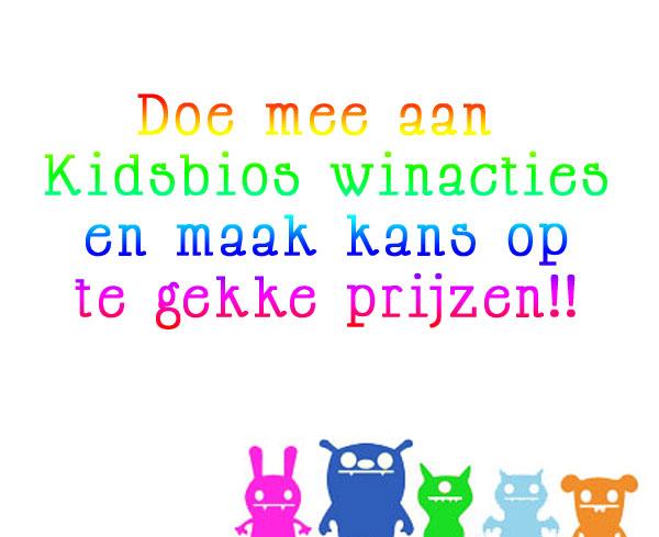 Winacties op Kidsbios 1